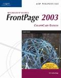 New Perspectives on Microsoft Frontpage 2003, Introductory, Coursecard Edition