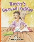 Becky's Special Folder (Rigby Flying Colors: Orange Level)