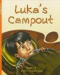 Luka's Campout (Rigby Flying Colors: Orange Level)
