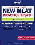 New MCAT Practice Tests