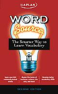 Word Source The Smarter Way to Learn Vocabulary