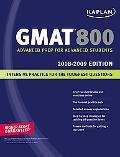 Kaplan Gmat 800 2008-2009