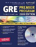 GRE Exam 2009, Premier Program