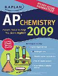 Kaplan Ap Chemistry 2009 An Apex Learning Guide