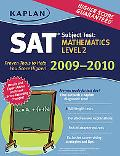 Kaplan Sat Subject Test Math Level II 2009-2010