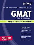 Kaplan Gmat 2010, Comprehensive Program