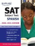 Kaplan Sat Subject Test, Spanish 2010-2011
