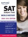 Kaplan Sat Subject Test World History 2010-2011