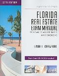 Florida Real Estate Exam Manual For Sales Associates and Brokers