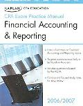 CPA Exam Practice Manual Financial Accounting & Reporting 2006 / 2007