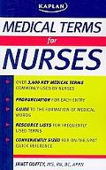 Medical Terms for Nurses A Quick Reference Guide