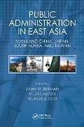 Handbook of Public Administration in East Asia China, Korea, Taiwan and Japan
