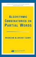 Algorithmic Combinatorics on Partial Words