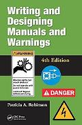 Writing and Designing Manuals and Warnings 4e