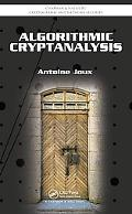 Algorithmic Cryptanalysis