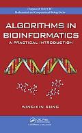 Algorithms in Bioinformatics: A Practical Introduction (Chapman & Hall/Crc Mathematical and ...