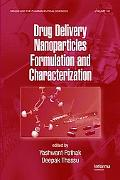 Drug Delivery Nanoparticles Formulation and Characterization, Vol. 2