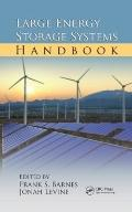 Handbook for High Power and High Energy Storage