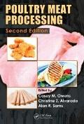 Poultry Meat Processing, Second Edition