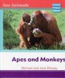 Zoo Animals: Apes and Monkeys Macmillan Library (Zoo Animals - Macmillan Young Library)