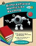 Differentiated Nonfiction Reading Grd 6
