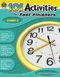 101 Activities For Fast Finishers Grd 6