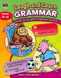 Laugh and Learn Grammar Grades 4-6