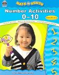 Math In Action Number Activities 0-10
