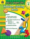 Daily Warm-Ups: Problem Solving Math Grade 4 (Daily Warm-Ups: Word Problems)