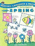 Reading, Language & Math Activities Spring