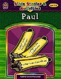 Bible Stories & Activities:Paul Ages 7-11
