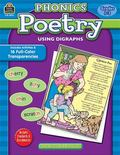 Phonics Poetry Using Digraphs: Grade 1-3