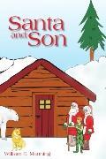 Santa and Son