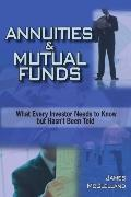Annuities and Mutual Funds