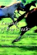 Legends of Big Creek The Adventures of Little Brooks And the Sky Pony