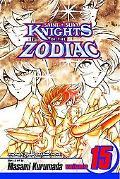 Knights of the Zodiac 15