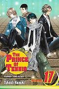 Prince of Tennis 17 Waltzing Toward Destruction