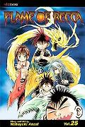 Flame of Recca 25