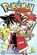 Best of Pokemon Adventures Red