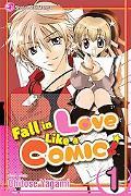 Fall in Love Like a Comic 1