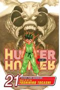 Hunter X Hunter, Vol. 21