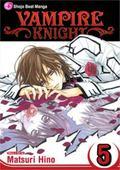 Vampire Knight, Volume 5