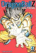 Dragon Ball Z, VIZBIG Edition Volume 4 (Books 10-12)