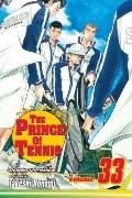 The Prince of Tennis, Volume 33: Kunimitsu in Kyushu