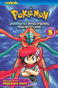 Pokmon Diamond and Pearl Adventure!, Volume 3