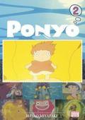Ponyo Film Comic, Volume 2