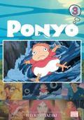 Ponyo Film Comic, Volume 3