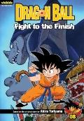 Dragon Ball: Chapter Book, Vol. 8: Fight to the Finish! (Dragon Ball Chapter Books)
