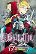 D. Gray-Man, Vol. 17: Parting Ways (D.Gray-Man)