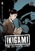 Ikigami: The Ultimate Limit, Vol. 5